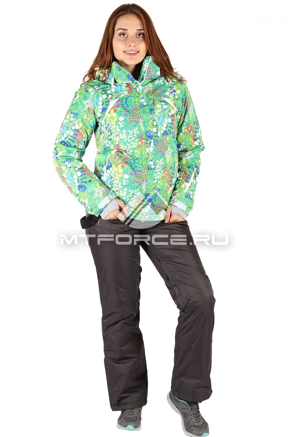 Купить женские горнолыжные зимние костюмы